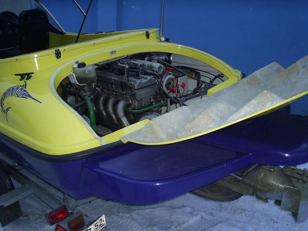 купить водомет для моторной лодки