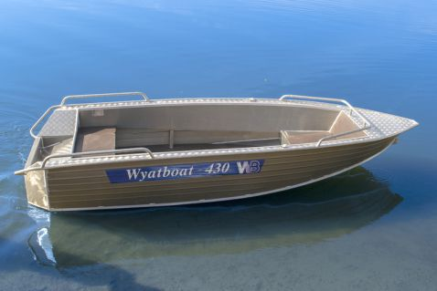 Катер Wyatboat-